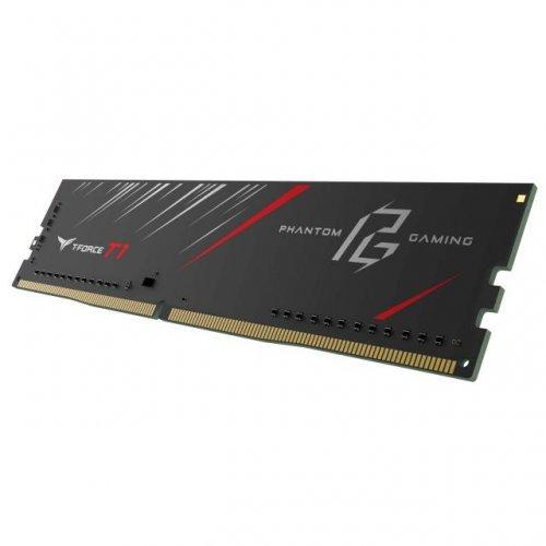 RAM памет DDR4 16GB Kit 2x8GB 2666MHz, Team Group T1 Phantom Gaming, CL15-17-17-35, 1.35V (снимка 1)