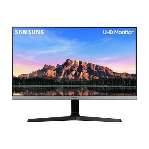 """Монитор Samsung 28"""" U28R550QU (снимка 1)"""