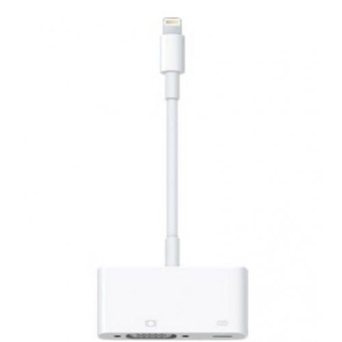 Зарядно за таблет Apple Lightning to VGA Adapter (снимка 1)