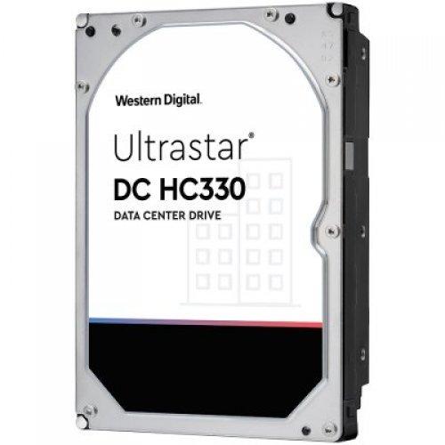 """Твърд диск Western Digital 10TB HDD Server WD/HGST ULTRASTAR DC HC330 (3.5"""" 256MB, 7200 RPM, SATA 6Gb/s, 512N SE) (снимка 1)"""