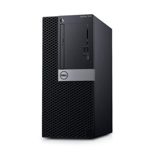 Настолен компютър DELL Dell OptiPlex 7070 MT, Intel Core i9-9900, N012O7070MT_UBU, Ubuntu (снимка 1)