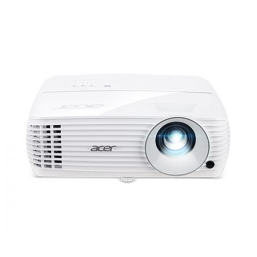 Дигитален проектор Acer Projector H6531BD, DLP,1080p (1920x1080), 3500 ANSI Lumens, 20000:1, 3D, 2xHDMI, VGA in/out, DC 5v out, RS232, Speaker 3W, 3D Ready, 2.6kg, White (снимка 1)