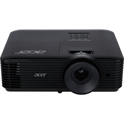 Дигитален проектор Acer Projector X138WHP, DLP, WXGA (1280x800), 4000 ANSI Lumens, 20000:1, 3D, HDMI, VGA, RCA, Audio in, DC Out (5V/2A, USB-A), Speaker 3W, Bluelight Shield, Sealed Optical Engine, LumiSense, 2.7kg, Black (снимка 1)
