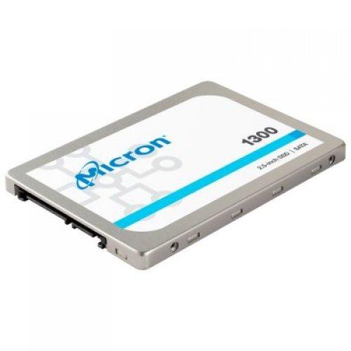 "SSD Micron 1TB, 1300, SATA 2.5"" Non SED Client Solid State Drive (снимка 1)"
