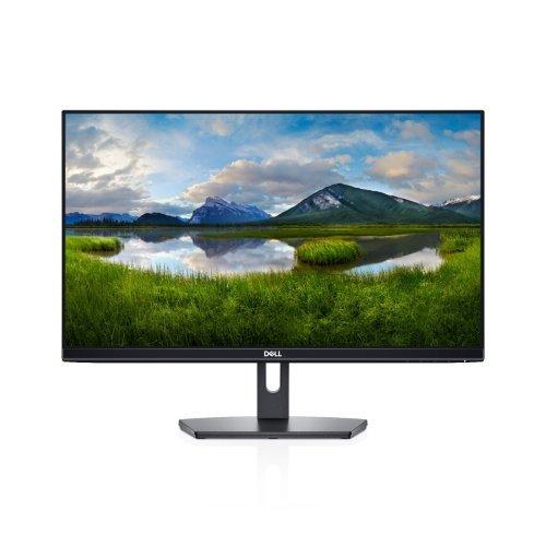 """Монитор Dell 23.8"""" SE2419HR, 5 години гаранция, Black&Grey, Wide LED, IPS Anti-Glare, FullHD 1920x1080,75Hz AMD FreeSync , 5ms, 1000:1, 250 cd/m2, HDMI, VGA, Tilt (снимка 1)"""