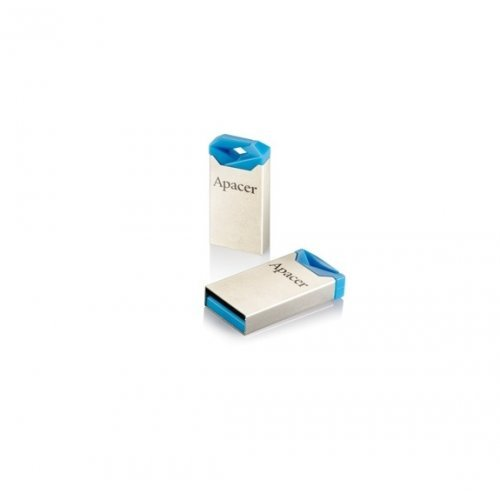 USB флаш памет 32GB Apacer USB DRIVES UFD AH111 (Blue) (снимка 1)