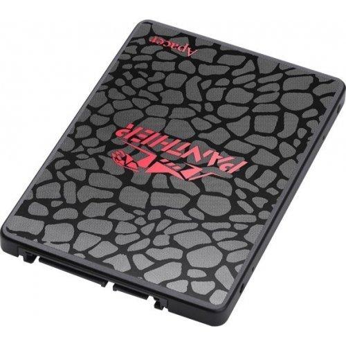 "SSD Apacer 512GB AS350 SSD 2.5"" 7mm SATAIII, Standard (Single) (снимка 1)"