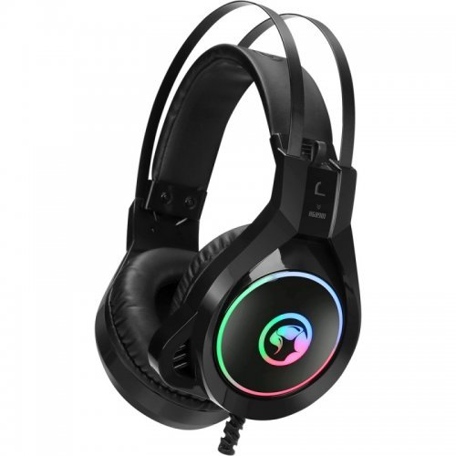 Слушалки Marvo HG8901, Gaming Headphones, RGB, 50mm (снимка 1)