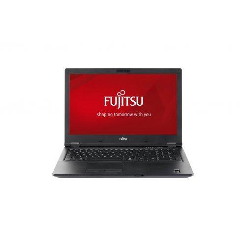"""Лаптоп Fujitsu Lifebook E459, черен, 15.6"""" (39.62см.) 1920x1080 (Full HD) без отблясъци IPS, Процесор Intel Core i3-8130U (2x/4x), Видео Intel HD 620, 4GB DDR4 RAM, 256GB SSD диск, без опт. у-во, без ОС, Клавиатура- с БДС (снимка 1)"""
