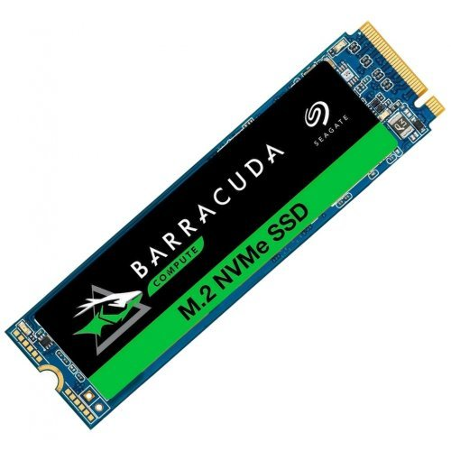 SSD Seagate 500GB BarraCuda 510 (PCIe) (снимка 1)