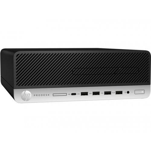 Настолен компютър HP HP ProDesk 600 G5 SFF,  Intel Core i5-9500, 7AC34EA, Windows 10 Pro 64 (снимка 1)