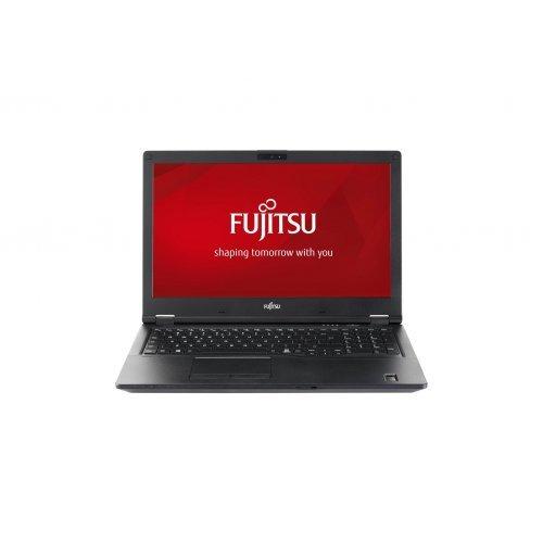 """Лаптоп Fujitsu Lifebook E459, черен, 15.6"""" (39.62см.) 1920x1080 без отблясъци IPS, Процесор Intel Core i5-8250U (4x/8x), Видео Intel HD 620, 8GB DDR4 RAM, 256GB SSD диск, без опт. у-во, без ОС (снимка 1)"""