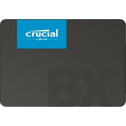 "SSD Crucial 1000GB NAND BX500 2.5"" (снимка 1)"