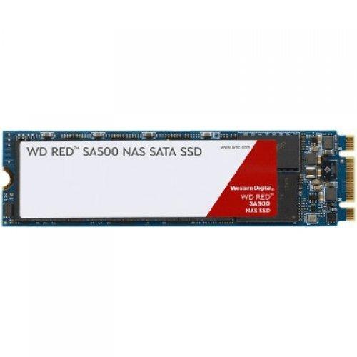 SSD Western Digital 1TB Red (M.2, SATA III 6 Gb/s) (снимка 1)