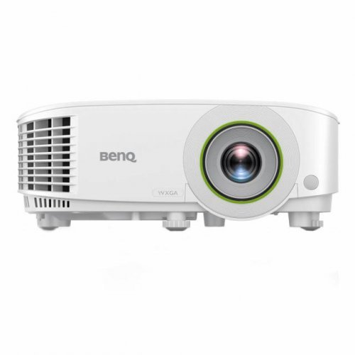 Дигитален проектор BenQ EW600, DLP, WXGA, 3600 ANSI, 20 000:1, Smart, бял (снимка 1)