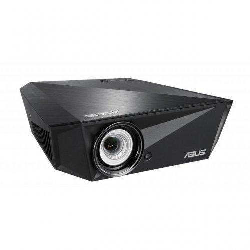 Дигитален проектор ASUS F1, DLP, 1200 Lumens, FHD Short Throw, 2.1 Harman Kardon, Wireless  (снимка 1)