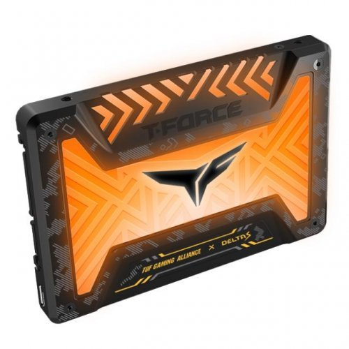 SSD Team Group 1TB T-Force Delta S TUF RGB Black (снимка 1)