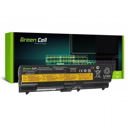 Батерия за лаптоп GREEN CELL IBM Lenovo ThinkPad T410 T420 T510 T520 W510 Edge 14 15 E525 10.8V 4400mAh  (снимка 1)