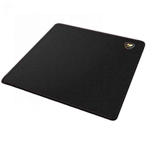 COUGAR Control EX-M, Gaming Mouse Pad, Water resistant, Stitched Border + 4mm Thickness, Wave-Shaped Anti-Slip Rubber Base, Natural Rubber, 320 x 270 x 4mm (снимка 1)