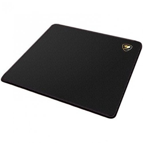 COUGAR Control EX-S, Gaming Mouse Pad, Water resistant, Stitched Border + 4mm Thickness, Wave-Shaped Anti-Slip Rubber Base, Natural Rubber, 260 x 210 x 4 mm (снимка 1)