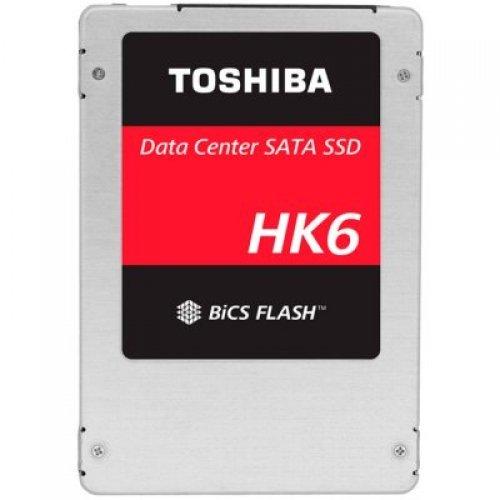SSD TOSHIBA 960GB (2.5in, 7MM, SATA 6 Gb/s, TLC (BiCS Flash)) (снимка 1)