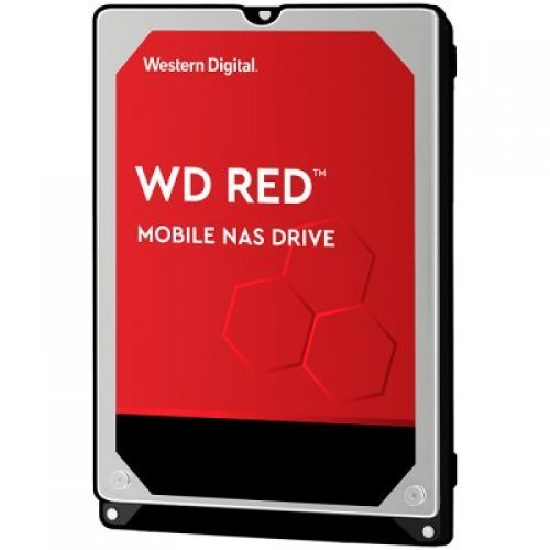 Твърд диск Western Digital 4TB Red (3.5'', 256MB, 5400 RPM, SATA 6 Gb/s) (снимка 1)