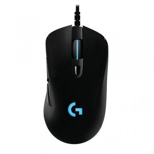 Мишка Logitech G403 HERO, Жична, Оптична, USB, Геймърска мишка (снимка 1)