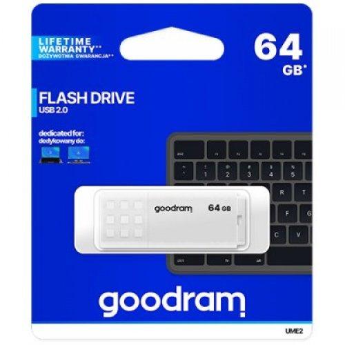 USB флаш памет 64GB GOODRAM UME2 USB 2.0 (снимка 1)