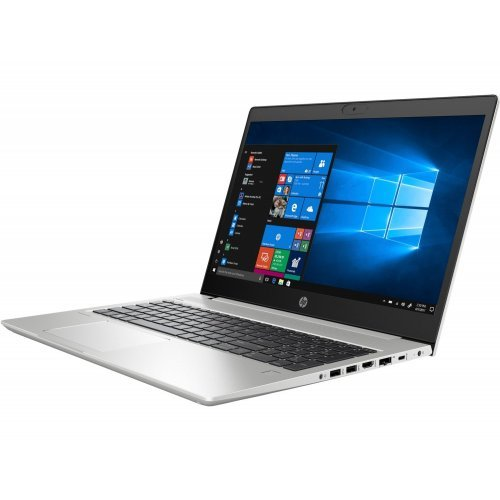 "Лаптоп HP ProBook 450 G7, сребрист, 15.6"" (39.62см.) 1920x1080 без отблясъци IPS, Процесор Intel Core i7-10510U (4x/8x), Видео Intel UHD 620, 16GB DDR4 RAM, 512GB SSD диск, без опт. у-во, Windows 10 Pro 64 ОС (снимка 1)"