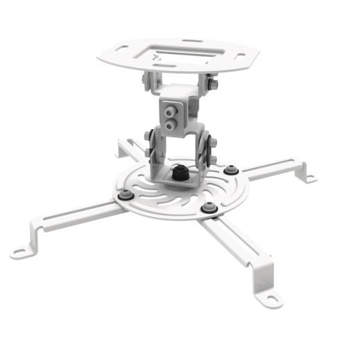Стойка за дигитален проектор SBOX PM-18 :: Стойка за проектор, за таван, 13.5 кг, 150 мм (снимка 1)