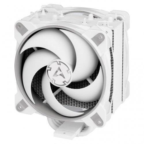 Охлаждане ARCTIC Freezer 34 eSports DUO, Охладител за процесор - Сив/Бял (снимка 1)