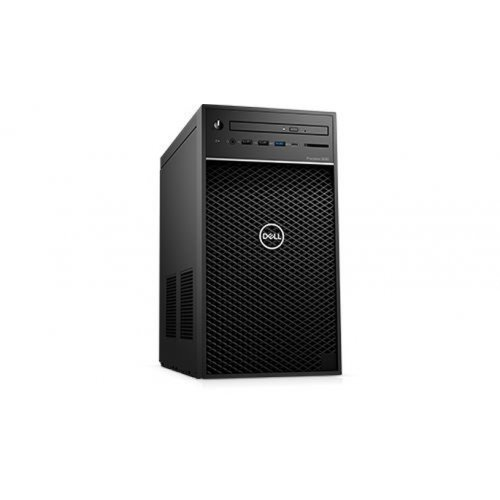 Настолен компютър DELL Dell Precision 3630 Tower, Intel Core i9-9900, DELL02547,  Windows 10 Pro (снимка 1)