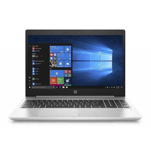 "Лаптоп HP ProBook 450 G7, сребрист, 15.6"" (39.62см.) 1920x1080 без отблясъци IPS, Процесор Intel Core i5-10210U (4x/8x), Видео Intel HD 620, 16GB DDR4 RAM, 512GB SSD диск, без опт. у-во, Windows 10 Pro 64 ОС (снимка 1)"