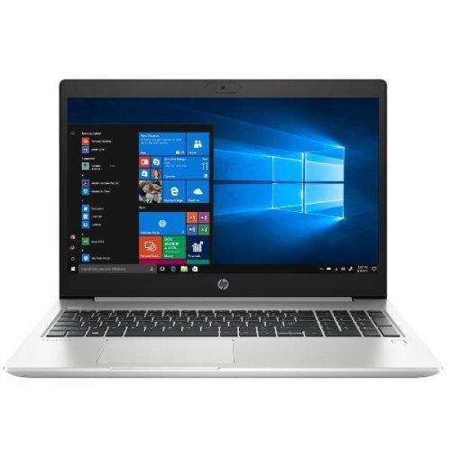 "Лаптоп HP ProBook 450 G7, сребрист, 15.6"" (39.62см.) 1920x1080 без отблясъци, Процесор Intel Core i5-10210U (4x/8x), Видео Intel UHD, 8GB DDR4 RAM, 256GB SSD диск, без опт. у-во, Windows 10 Pro 64 ОС (снимка 1)"