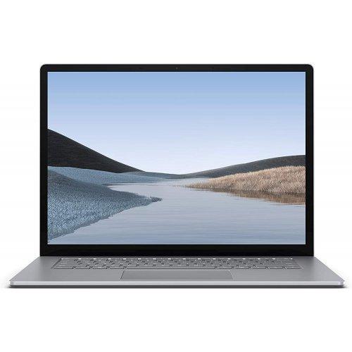 """Лаптоп Microsoft Surface Laptop3, сив, 15.0"""" (38.10см.) 2496x1664 без отблясъци тъч, Процесор AMD Ryzen 5 3580U (4x/8x), Видео интегрирана, 8GB DDR4 RAM, 128GB SSD диск, без опт. у-во, Windows 10 ОС (снимка 1)"""