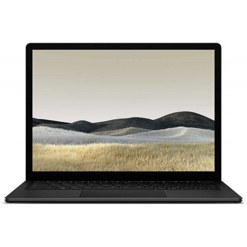 """Лаптоп Microsoft Surface Laptop 3, черен, 15.0"""" (38.10см.) 2496x1664 без отблясъци тъч, Процесор AMD Ryzen 5 3580U (4x/8x), Видео интегрирана, 8GB DDR4 RAM, 256GB SSD диск, без опт. у-во, Windows 10 ОС (снимка 1)"""