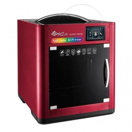 Принтер XYZprinting Da Vinci Color, 3D Цветен принтер  (снимка 1)