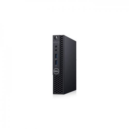 Настолен компютър DELL Dell Optiplex 3070 MFF, Intel Core i5-9500, DELL02690, Windows 10 Pro (снимка 1)
