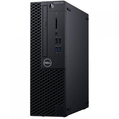 Настолен компютър DELL Dell OptiPlex 3070 SFF, Intel Core i5-9500, DTO3070SFFI54G1TW_WIN, Win 10 Pro (снимка 1)