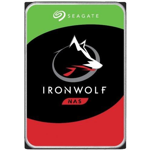 """Твърд диск Seagate 12TB IronWolf (3.5"""", SATA, 256MB) (снимка 1)"""