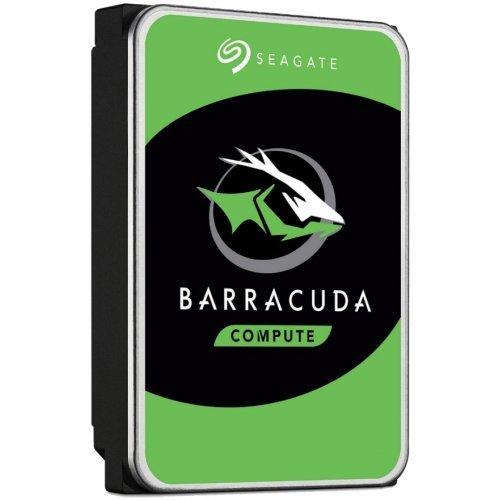"""Твърд диск Seagate 2TB Barracuda  (3.5"""", SATA, 256MB) (снимка 1)"""
