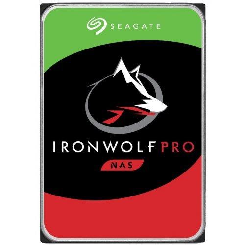 """Твърд диск Seagate 4TB IronWolf Pro (3.5"""", SATA, 128MB) (снимка 1)"""