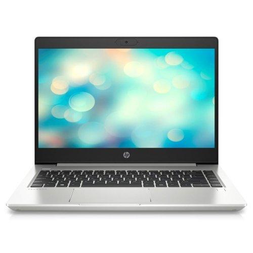 "Лаптоп HP ProBook 440 G7, сребрист, 14.0"" (35.56см.) 1920x1080 без отблясъци IPS, Процесор Intel Core i5-10210U (4x/8x), Видео Intel HD 620, 8GB DDR4 RAM, 256GB SSD диск, без опт. у-во, FreeDOS ОС (снимка 1)"