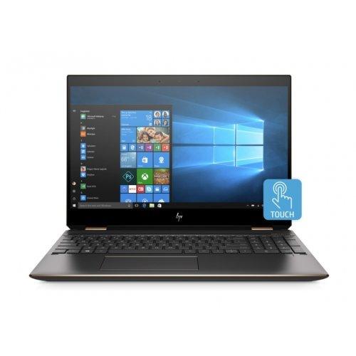 """Лаптоп HP Spectre x360 15-df1048na, сребрист, 15.6"""" (39.62см.) 1920x1080 без отблясъци тъч, Процесор Intel Core i7-10510U (4x/8x), Видео nVidia GeForce MX250/ 2GB GDDR5, 16GB DDR4 RAM, 512GB SSD диск, без опт. у-во, Windows 10 64 ОС, Клавиатура- светеща (снимка 1)"""