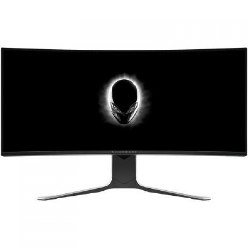 "Монитор DELL Alienware 34"" curved AW3420DW   (снимка 1)"