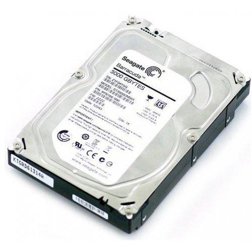 Твърд диск SEAGATE, 3TB, 7200rpm, 64MB, SATA 3 (снимка 1)