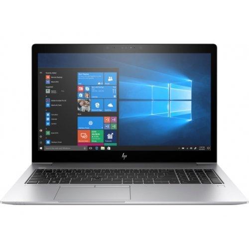 """Лаптоп HP EliteBook 755 G5, сив, 15.6"""" (39.62см.) 1920x1080 без отблясъци IPS, Процесор AMD Ryzen 7 2700U (4x/8x), Видео AMD Radeon Vega, 16GB DDR4 RAM, 512GB SSD диск, без опт. у-во, Windows 10 Pro 64 ОС (снимка 1)"""