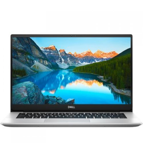 "Лаптоп Dell Inspiron 14 5490, сив, 14.0"" (35.56см.) 1920x1080 без отблясъци 60Hz WVA, Процесор Intel Core i7-10510U (4x/8x), Видео nVidia GeForce MX230/ 2GB GDDR5, 4GB DDR4 RAM, 512GB SSD диск, без опт. у-во, Linux Ubuntu ОС (снимка 1)"