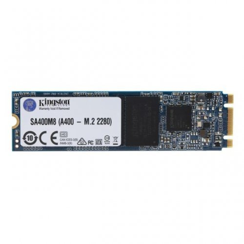 SSD KINGSTON 480GB A400, m.2 2280 (снимка 1)