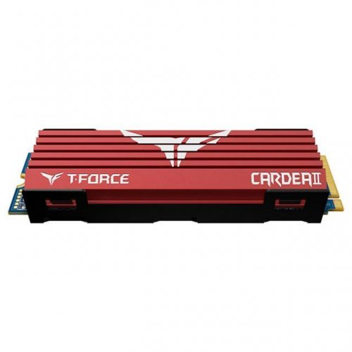SSD Team Group 256GB T-Force Cardea II, M.2 2280 PCI-e 3.0 x4 NVMe 1.3 (снимка 1)